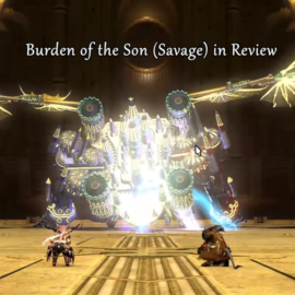 Alexander: Burden of the Son (Savage) in Review