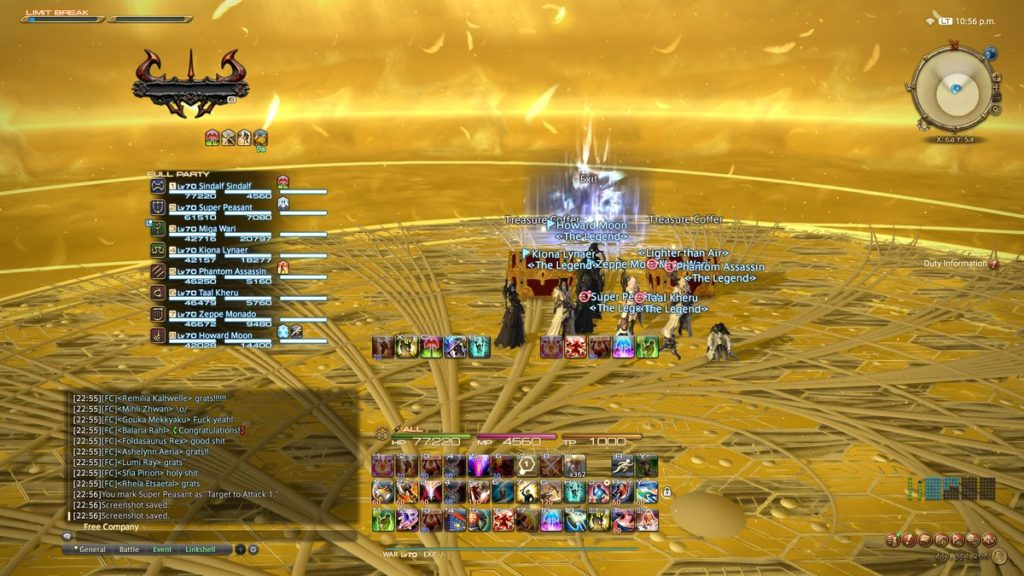 Sigmascape 4 0 (Savage) Cleared! WORLD FIRST! – Elysium